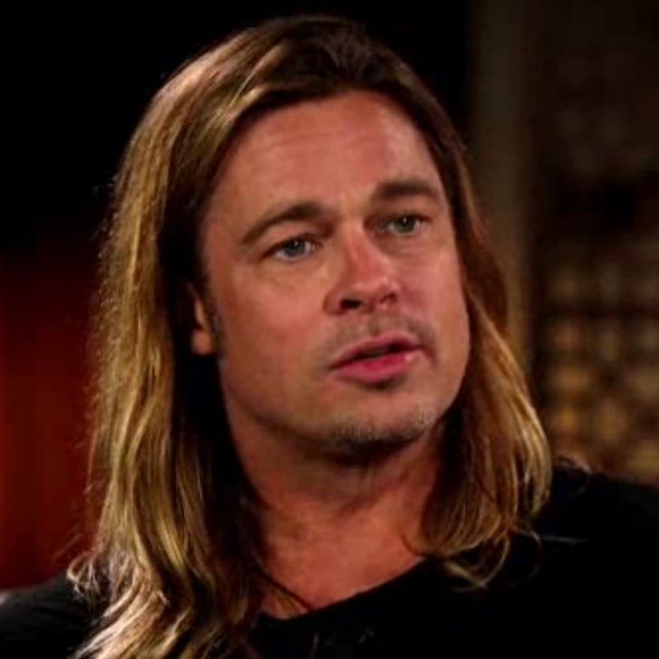 Brad Pitt Interview On The Today Show Full Video