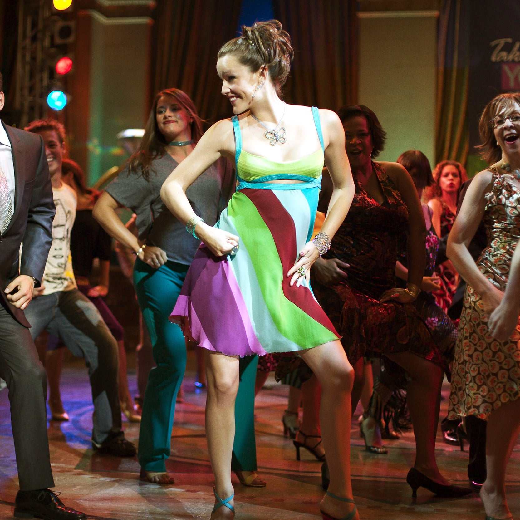 Jennifer Garner as Jenna Rink in the Famous 13 Going on 30 Dress | Shop the  13 Going on 30 Dress on Amazon | TikTok Trend | POPSUGAR Fashion UK Photo 2