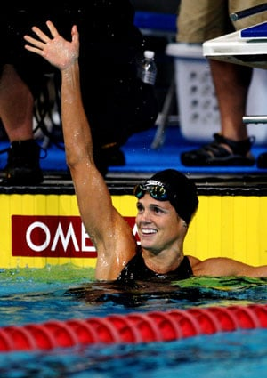 7 Fitness Tips From Olympian Dara Torres