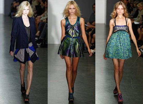 New York Fashion Week, Spring 2010: Proenza Schouler