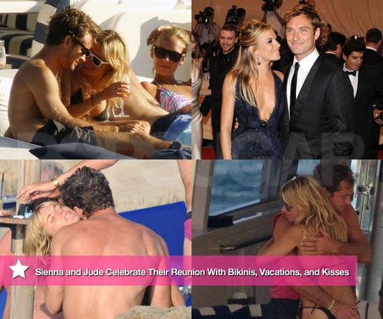 Jude Law and Sienna Miller Reunite in 2010 and Plan to Marry