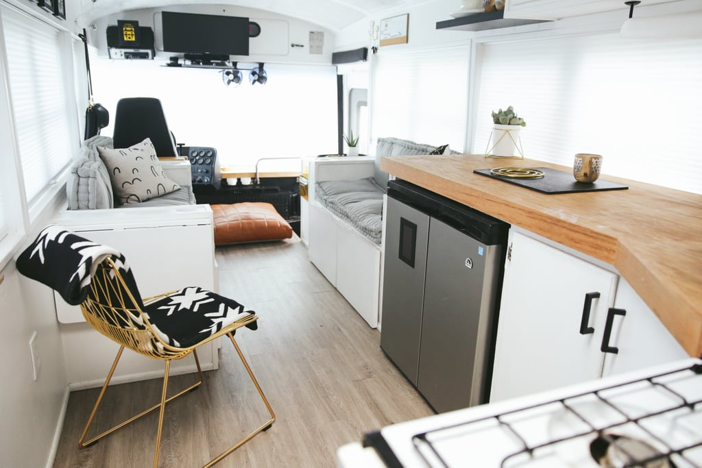 So It Turns Out This 76-Metre Converted School Bus Is the Perfect Home For a Family of 6