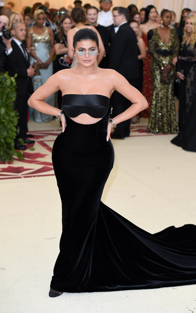 Kylie Jenner Alexander Wang Met Gala Dress 2018 | POPSUGAR Fashion