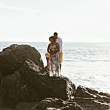 Mermaid-Themed Engagement Shoot