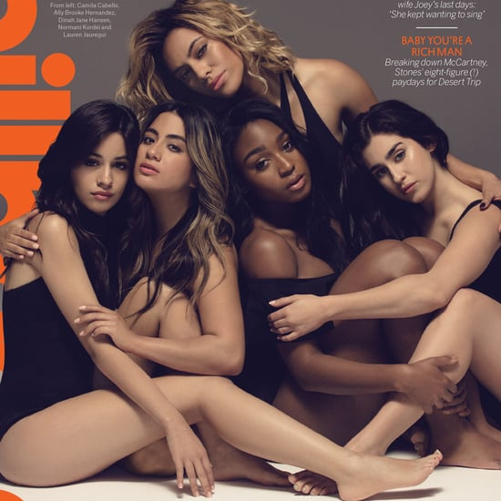 Fifth Harmony on the Cover of Billboard May 2016