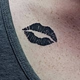 10 Kiss-Mark Tattoos Perfect For a Lipstick Lover