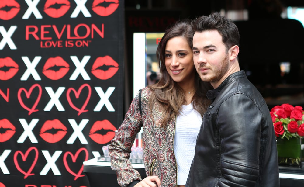 Kevin and Danielle Jonas Talk Marriage and Sex