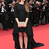 Thylane Made Her Red Carpet Debut at the Premiere of The BFG
