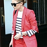 Ashley Olsen Goes Red With The Row Firmly in the Black