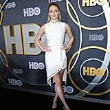 Sophie Turner at the HBO Emmys Afterparty in 2019
