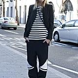 LFW Street Style Day Three