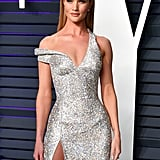 Rosie Huntington-Whiteley at the 2019 Vanity Fair Oscar Party