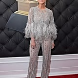 Ashlee Simpson at the 2019 Grammy Awards
