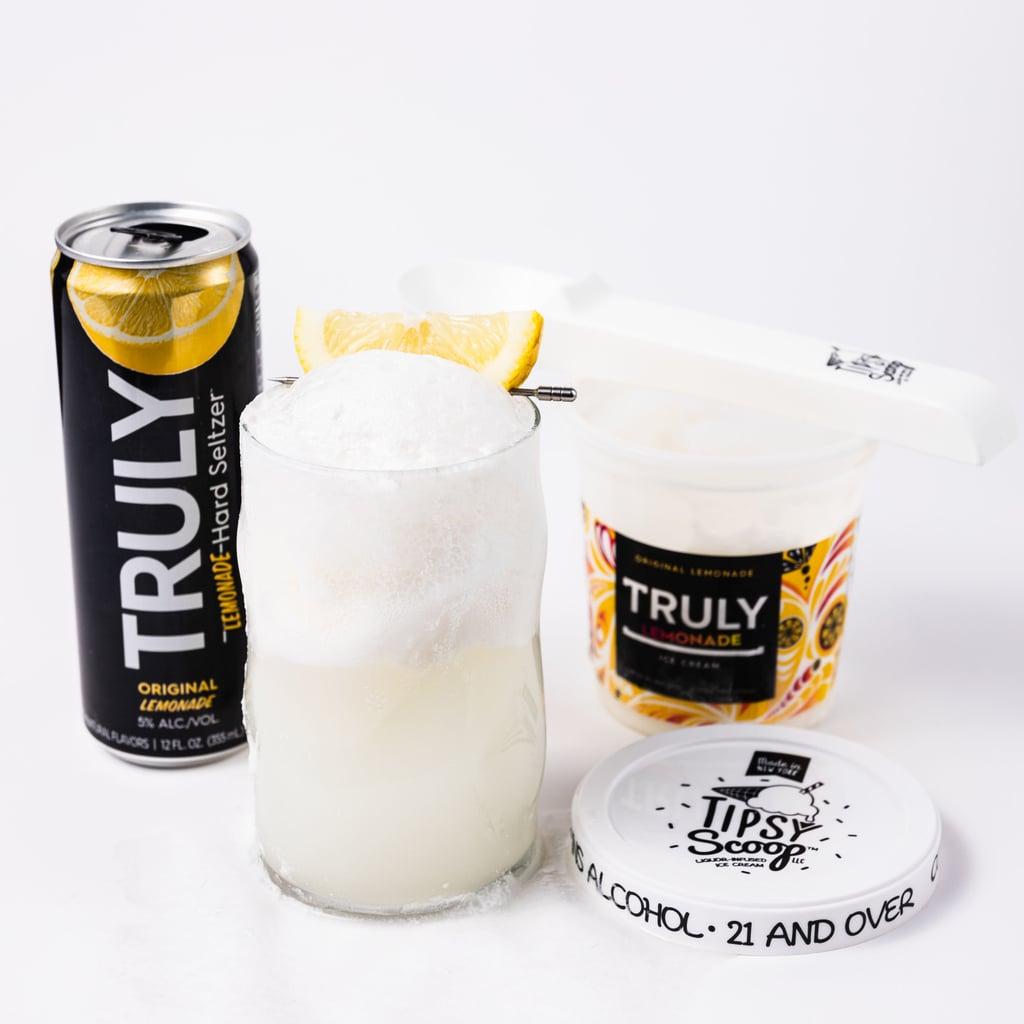 Truly Original Lemonade Ice Cream