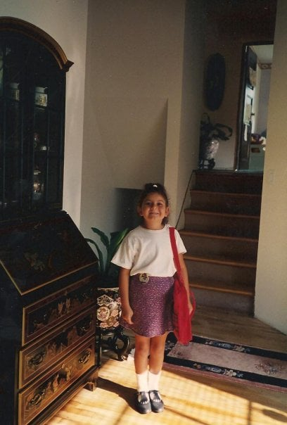 First Day of School Outfits Were a Little More Dorky