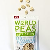World Peas Fava Crisps in Ranch