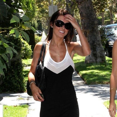 Audrina Patridge Out in LA 2008-08-09 08:30:00
