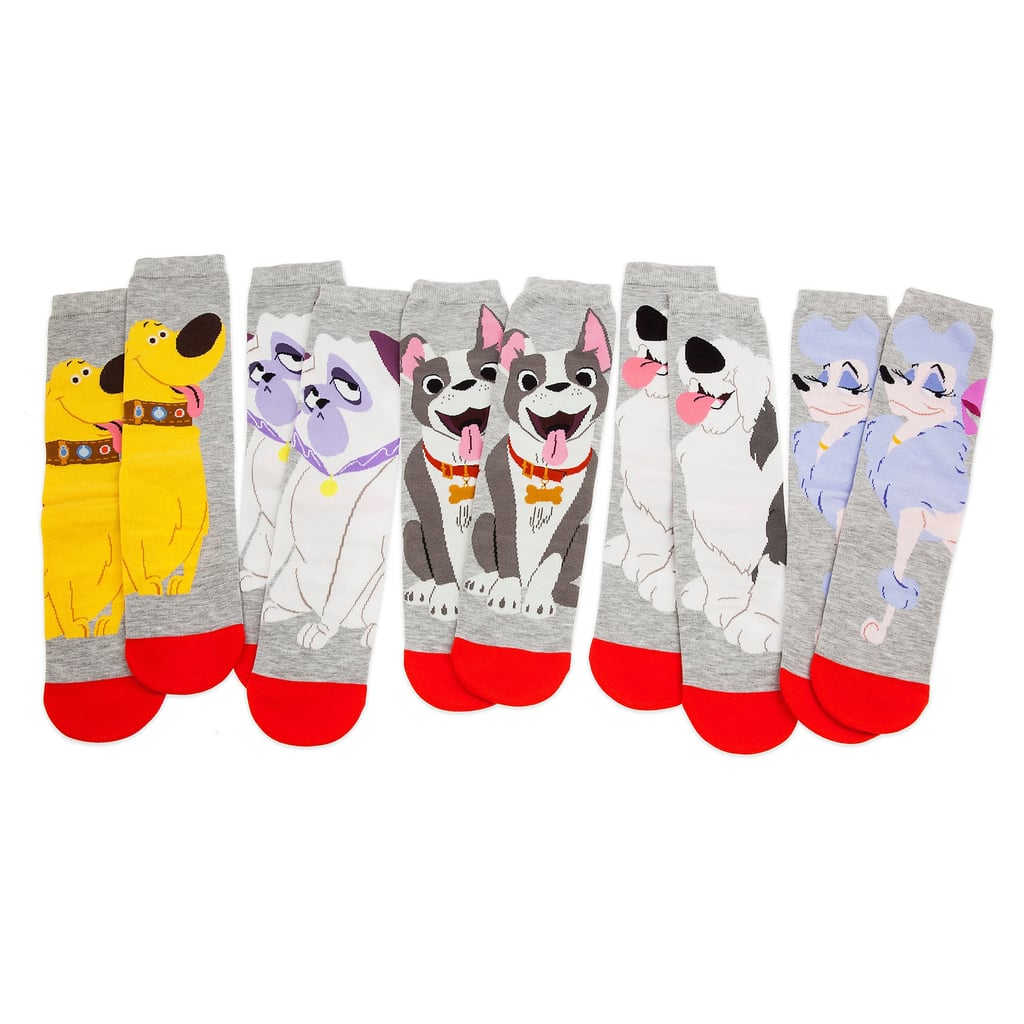 Disney Dogs Sock Set For Adults