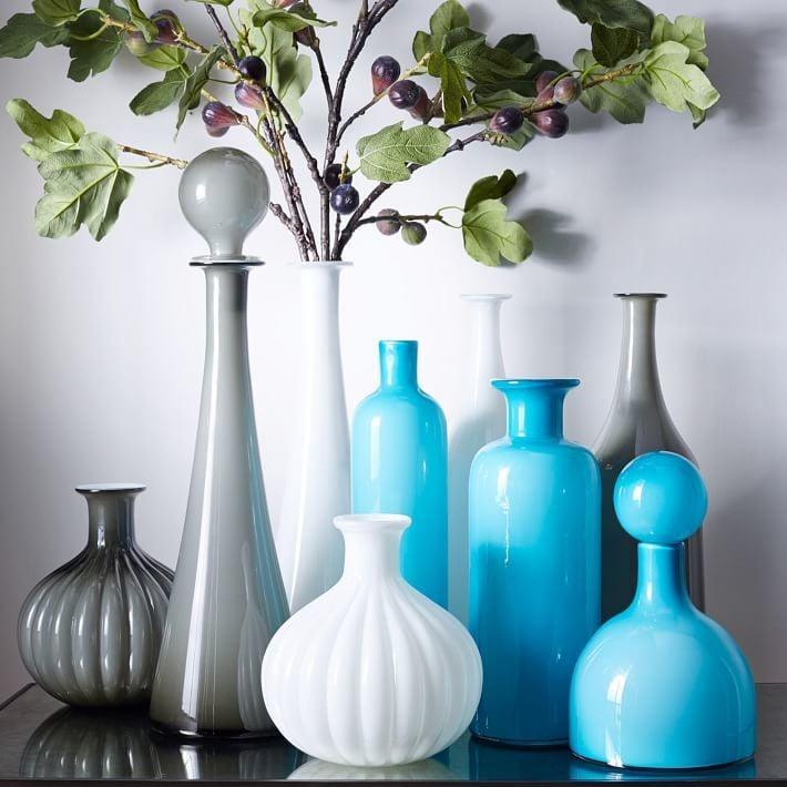 Glass Vases 39 Midcentury Modern Decor Gifts Popsugar Home
