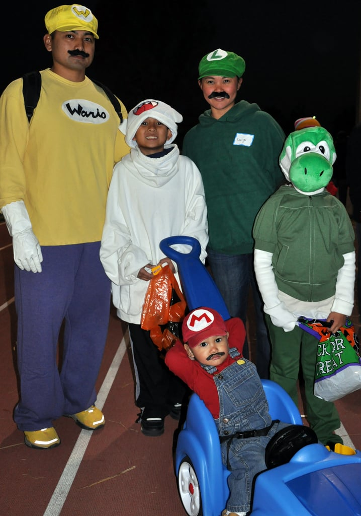Halloween Costume Ideas For the Family | POPSUGAR Moms