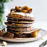 Healthy Gluten Free Buckwheat Pancakes
