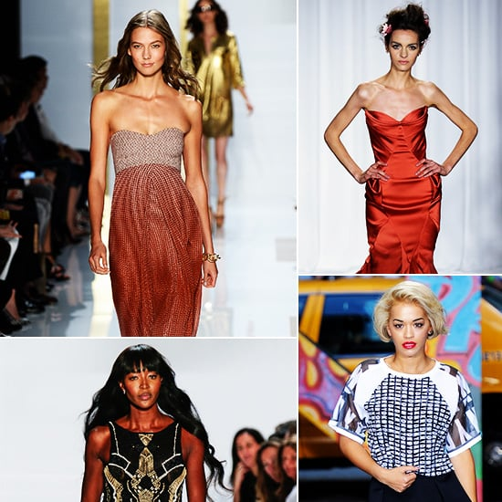 New York Fashion Week Runways Spring 2014 | Video
