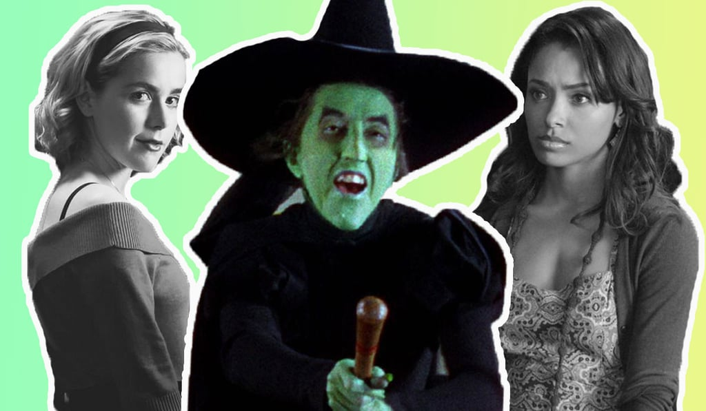 Witches from Movies and TV