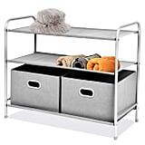 MaidMax 3-Tier Closet Shelf Organiser