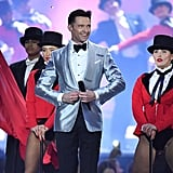 "Hugh Jackman ""Greatest Show"" 2019 Brits Performance"