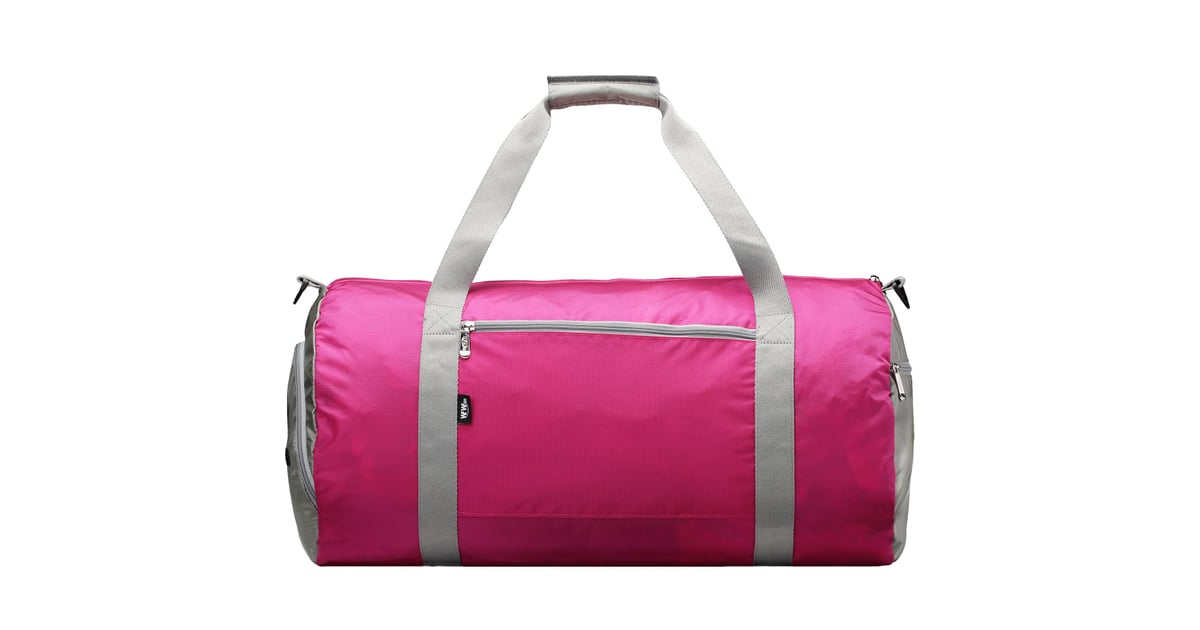Gym Bag With Wet Pocket
