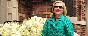 An Homage to the Many Pantsuits of Hillary Clinton