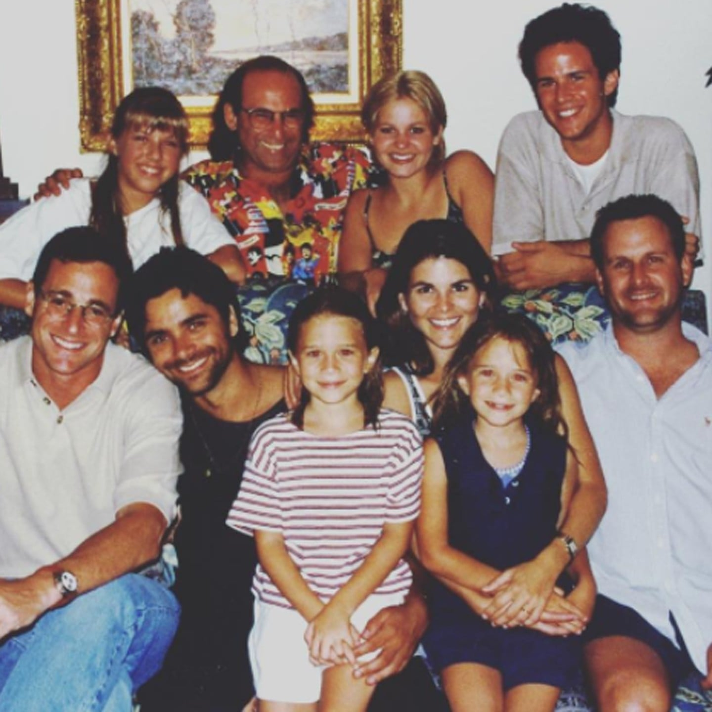 Candace Cameron Bure Full House Throwback Picture June