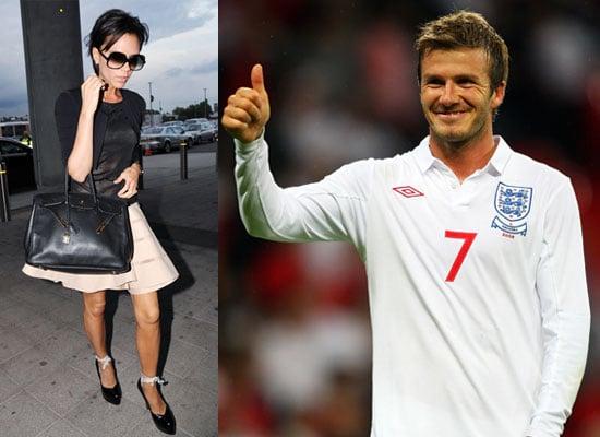 10/6/2009 David Beckham England vs Andorra