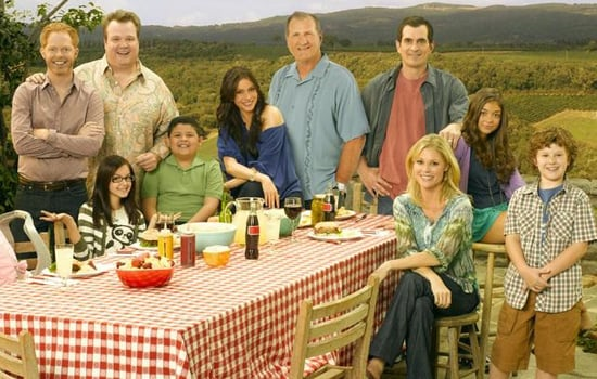 Modern Family Wins the Emmy For Outstanding Comedy Series