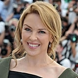 Kylie Minogue at the Holy Motors Photocall