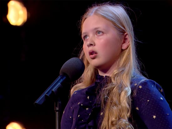 Shy 12-Year-Old Girl's Performance of 'Defying Gravity' on Britain's Got Talent Will Leave You Stunned