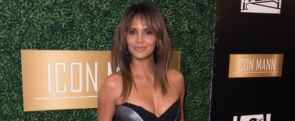 Halle Berry Is Always Oozing Sex Appeal, but in This Dress, It's on Another Level
