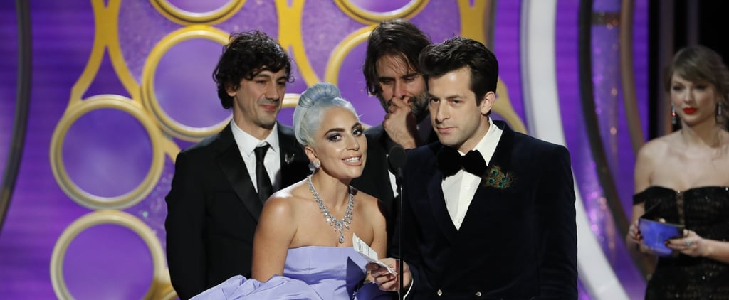 "Lady Gaga ""Shallow"" Acceptance Speech at 2019 Golden Globes"