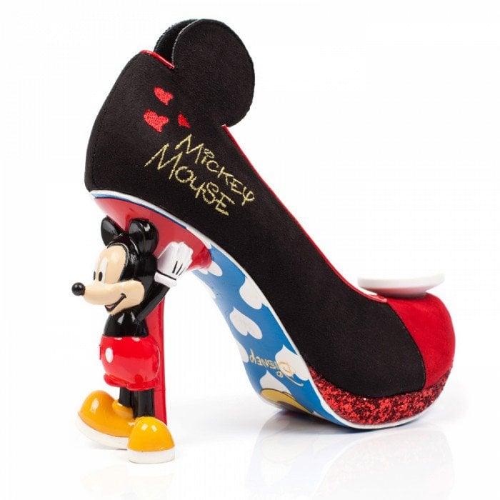 Mickey Mouse Heels | POPSUGAR Love \u0026 Sex