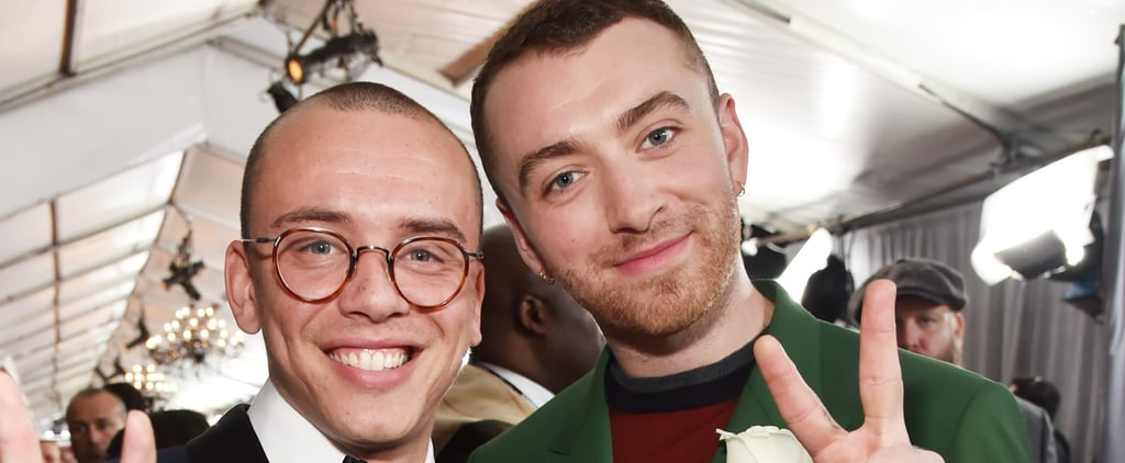 "Sam Smith and Logic ""Pray"" Song"