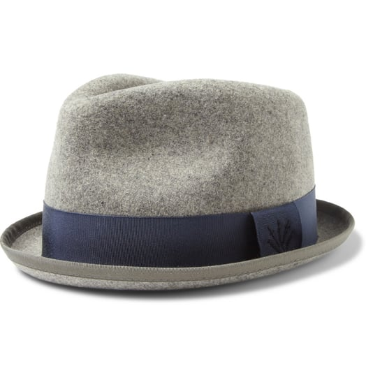 I love the look of a classic hat. It adds the perfect retro flare to an outfit, and the best part is that your man can wear it and you can steal it, too. This felt option from Rag & Bone ($175), is hip enough to keep you looking current, while also classic enough to keep you looking great well into future seasons.   — Robert Khederian, fashion editorial assistant