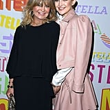 Goldie Hawn and Kate Hudson at Stella McCartney Event 2018