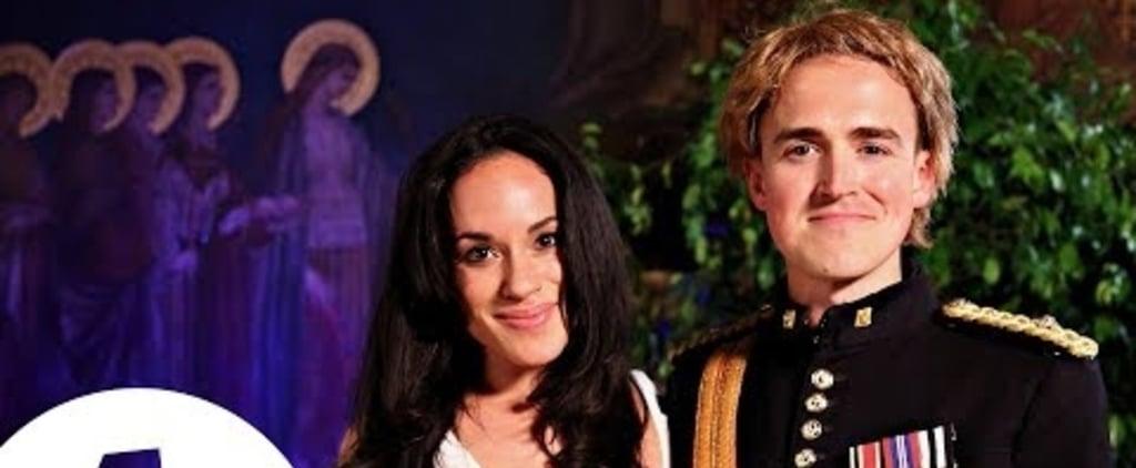 Tom Fletcher Royal Wedding Song