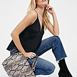 Free People Reversible Vegan Crossbody