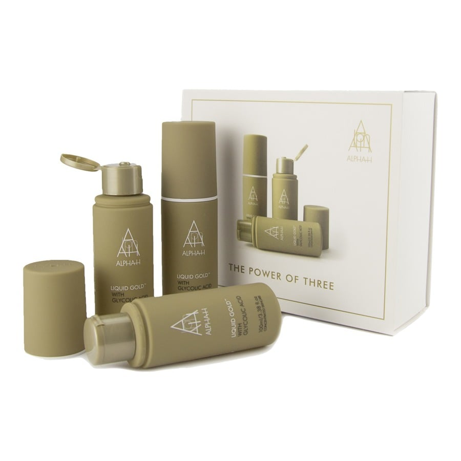 Alpha H Liquid Gold Trio, $99