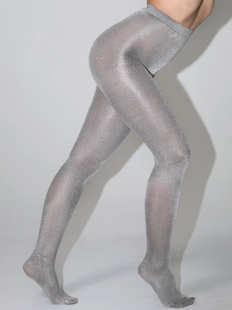Shiny Metallic Tights