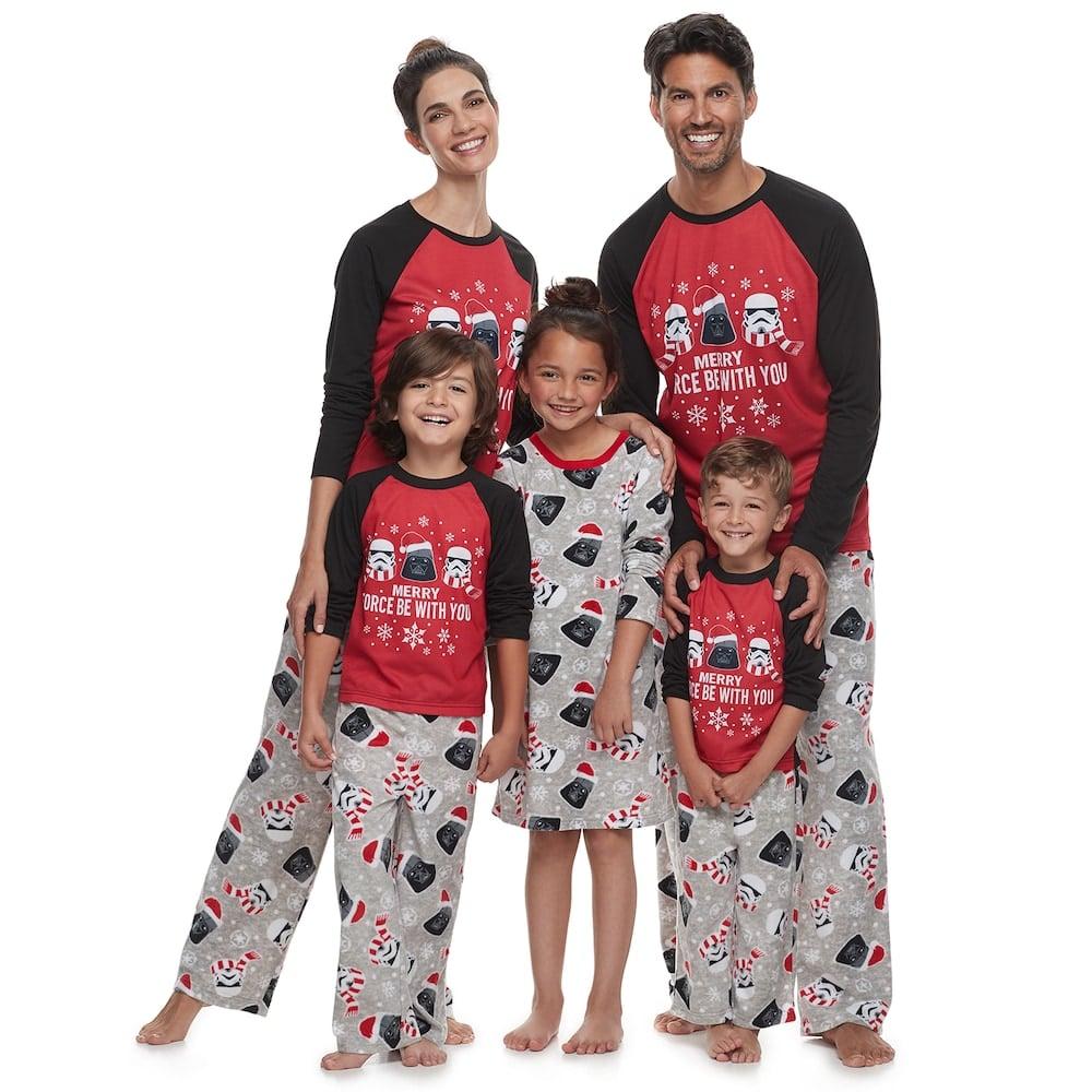 Next Christmas Pyjamas 2019.The Best Matching Family Christmas Pajamas In 2019