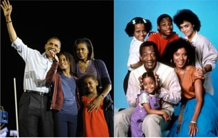 Did The Cosby Show Help Obama Win?
