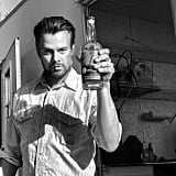 Josh Duhamel toasted to the Internet. Source: Instagram user joshduhamel