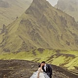 Devin and Crystal held a Norse Viking wedding ceremony at the base of one of Iceland's 13 glaciers. See the wedding here!